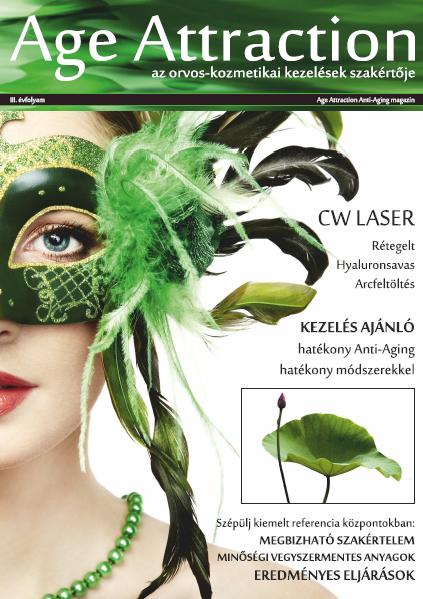 Ajándék anti-aging magazin