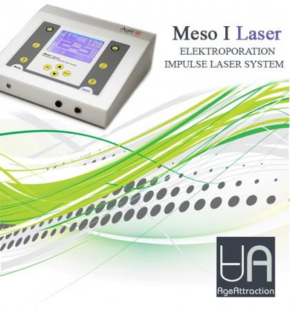 Lézeres bőrfiatalító kezelés - Meso I Laser